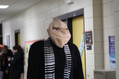 2015 Halloween at EV Elem