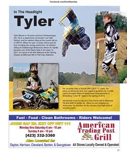 In the Headlight - Tyler - December 2011