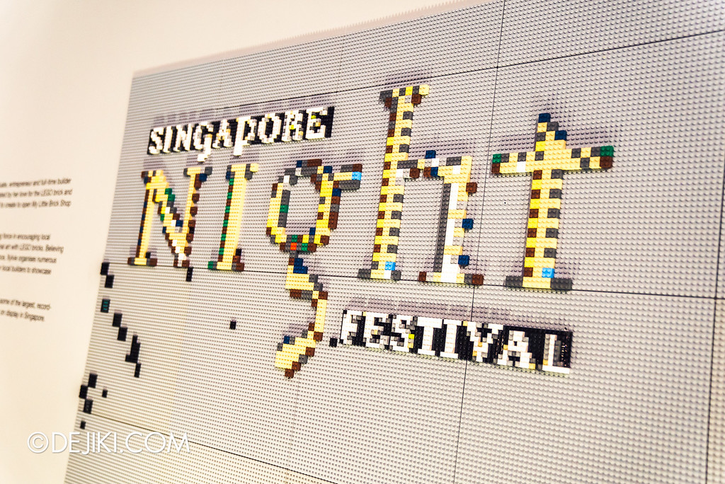 Night Festival 2016 - Crowdfunding for Night Fest 2017 lego
