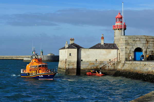 RNLI - Christmas Eve Commemoration at East Pier Dun Laoghaire 2016