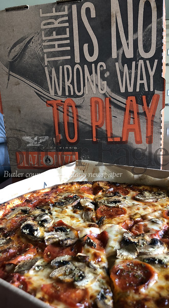 Photo by J.W. Johnson Jr.Blaze Pizza is now open in Cranberry Township.