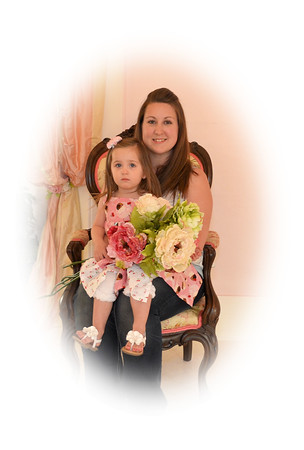 Mother Daughter Tea 5-6-12