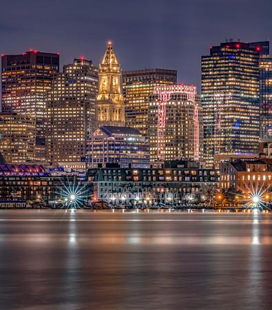 Boston Nightscapes