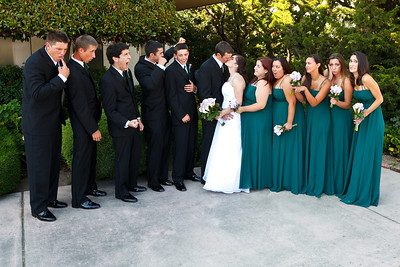 Family and Bridal Party