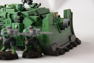 Warhammer 40k Shots