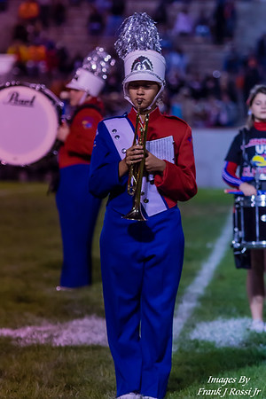 Jeannette High School Marching Band and Guard