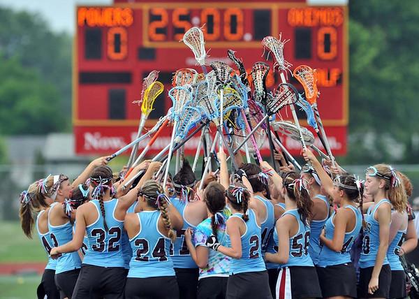 Girls Varsity Lacrosse - Okemos vs Flint Powers - State Championship