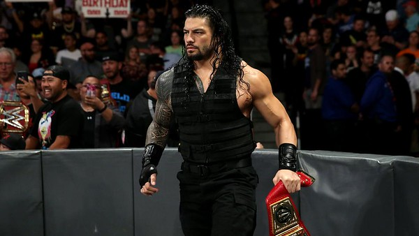 Roman Reigns - Digitals Raw (Sept. 24, 2018)