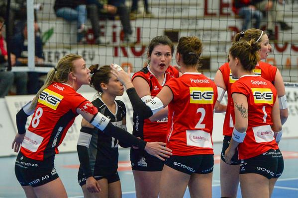 VC Kanti - Volley Düdingen 2:3 (14.04.2018)