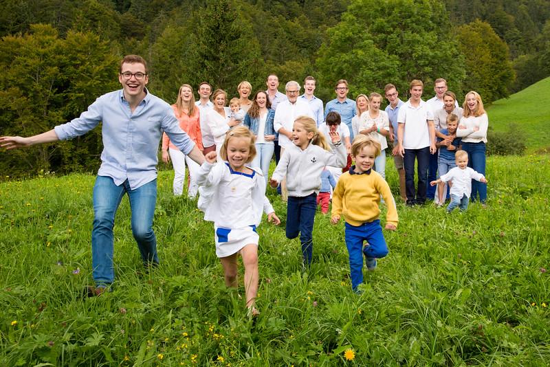Famille TULEU - Giettaz