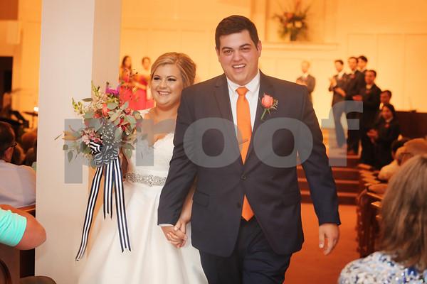 The Adkins Wedding