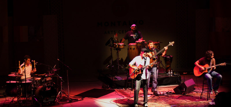 2006.07.24 - Songs for Friends - An Evening with Jason Mraz at The Montalvo Arts Center