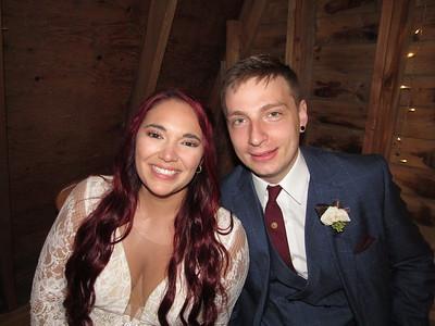 2019-09-28 Cieara and Josh