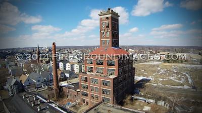Aerial Bridgeport (Vol. 1) 3/9/14
