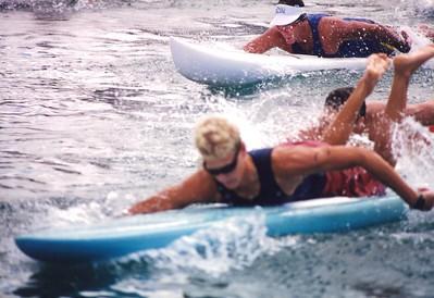 19th Annual Summer Surf PB Race 6-12-1999