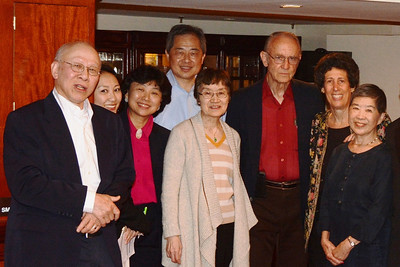 Lingnan Foundation dinner 2014