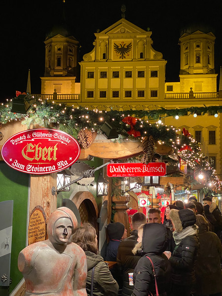 Christkindlesmarkt (iPhone)