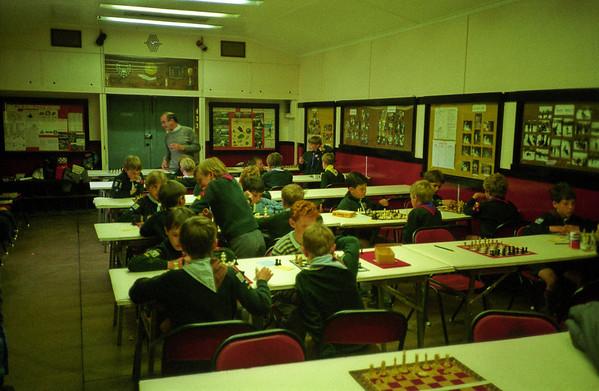 Cub Chess