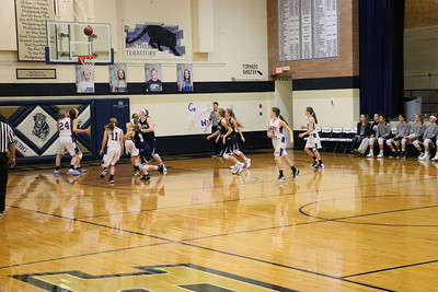 Phillipsburg C Team Ladies' Basketball Tournament 2017