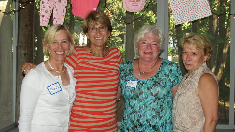 Anne, Nancy, Kathy & Grandma Di