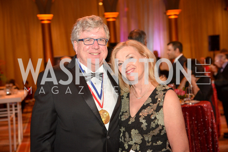 Dr. Eric R. Fossum, Su Fossum National Inventors Hall of Fame, Induction at the National Building Museum, May 3, 2018-9136.JPG