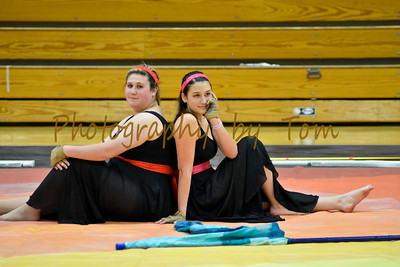 "Francis Howell HS Winter Guard ""B"""
