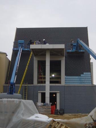 NexClad Installation Examples