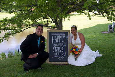 After Wedding Crosby Gardens
