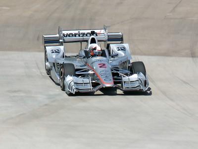 Indycar Friday Qualifying - Detroit Belle Isle Grand Prix - 3 June '16