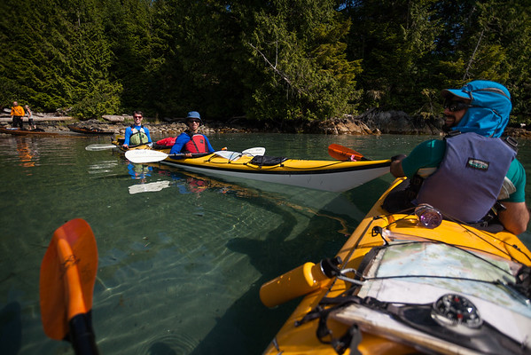 Unselected Kayaking Lifestyle Images