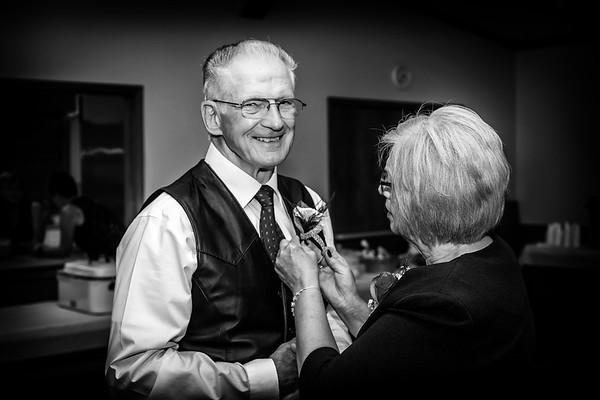 Stan & Rita Jensen - 50th Wedding Anniversary