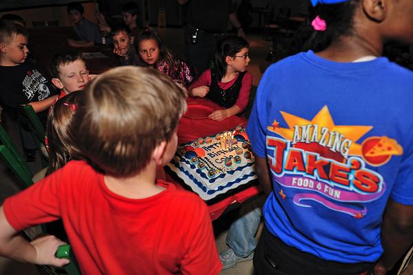 Cade's 7th Birthday Party - 8 February, 2008