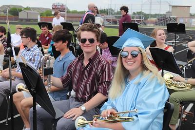 Hanover Central High School Graduation 2021
