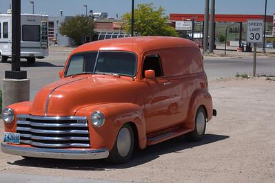 48 chev panel truck