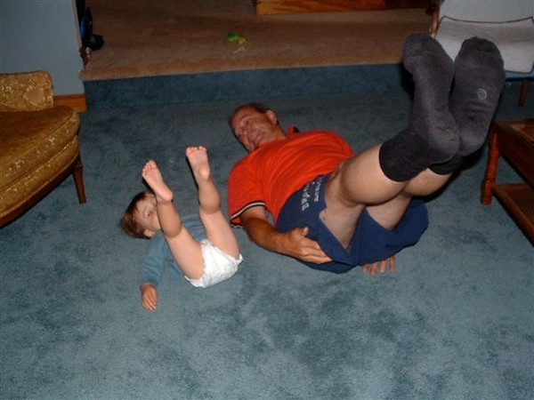 Hawksley & Grampa Aug 28 2008.jpg