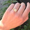 2.10ct Light Yellow Antique Peruzzi Cut Diamond, GIA W-X SI2 29