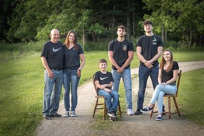 Jeff & Amy's Family