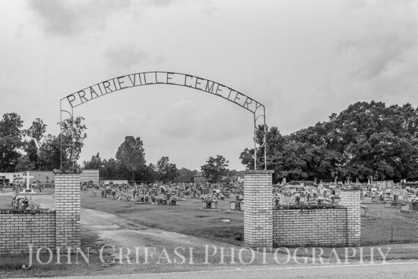 Prairieville Cemetery, Prairieville, LA