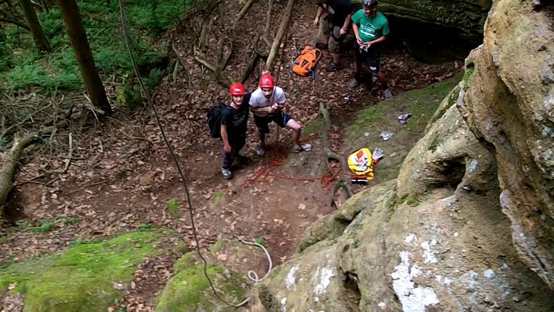 101_0865 Mary CLimb lookingdown.MP4