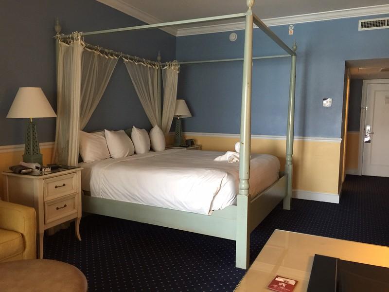 Daytona Beach Shores Hotel Room.JPG