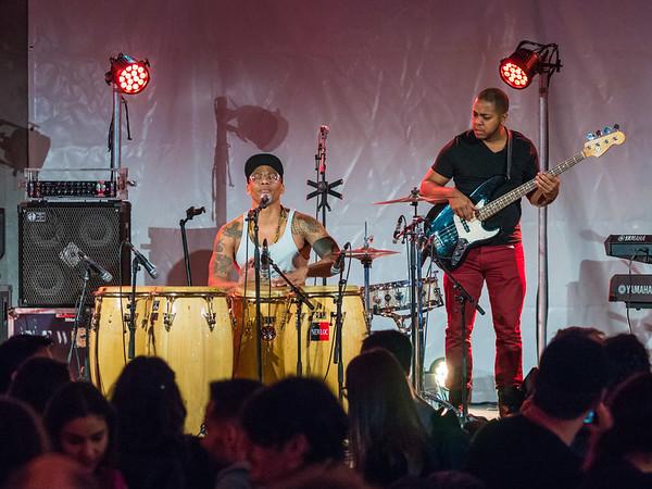 Pedrito Martinez Concert
