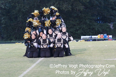 08-31-2012 Poolesville HS Poms, Photos by Jeffrey Vogt Photography