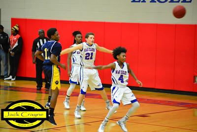 2016 01 14 Camden Middle School Basketball