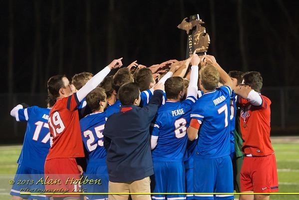 Varsity Men's Soccer - D2 State Final - Mason vs GR Forest Hills Northern
