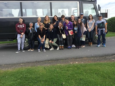 Study Abroad in Iceland - June 2016