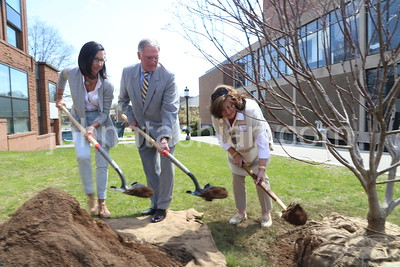 Trinity College - Joslin Tree Dedication - May 2, 2016
