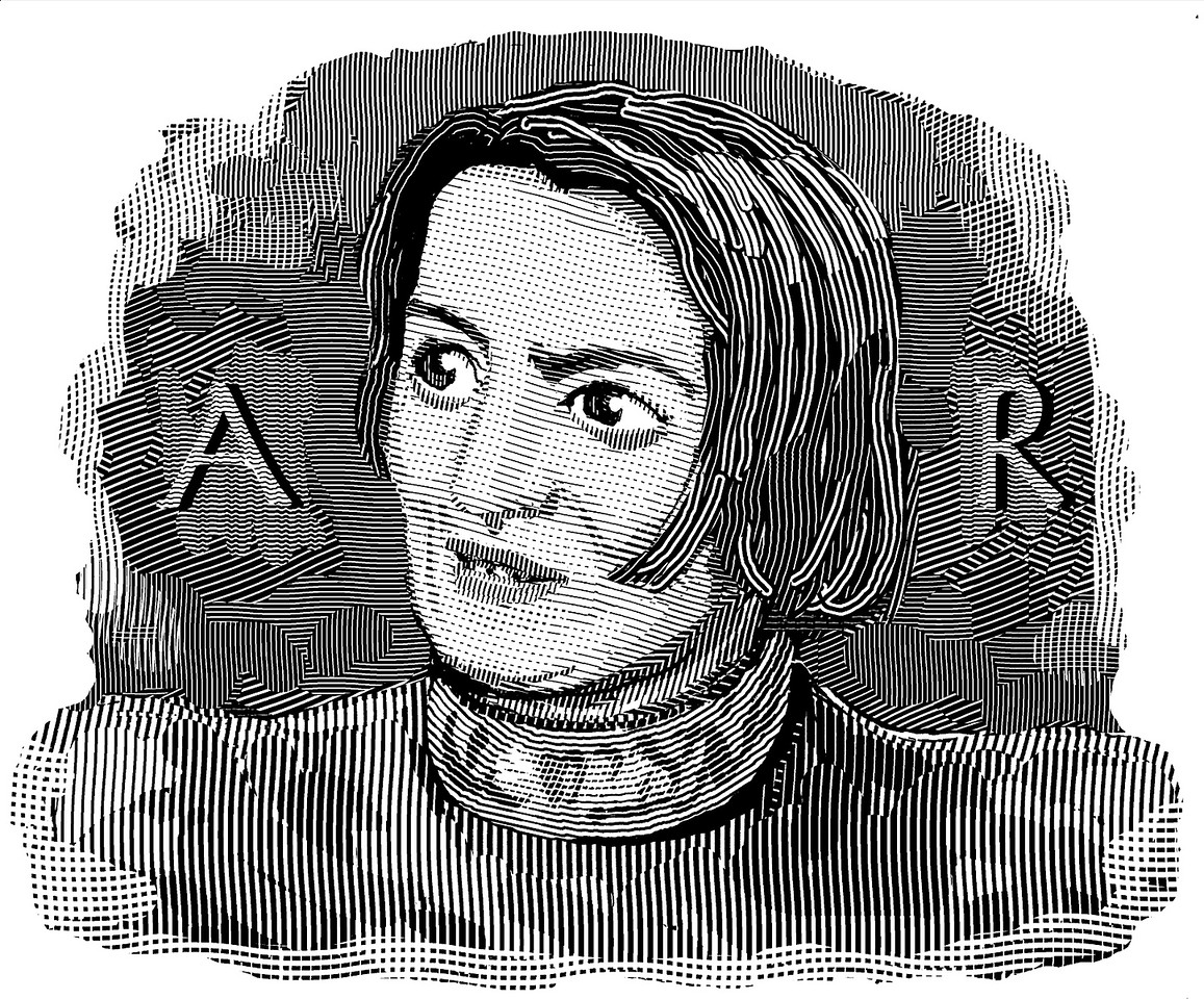 Portrait of Ayn Rand, for reviews of her biographies, by Charles Murray; in the Claremont Review of Books; Spring 2010.