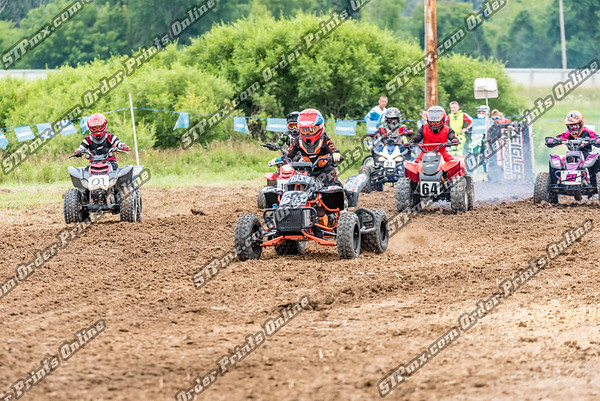 Race 7 - Mini Quads