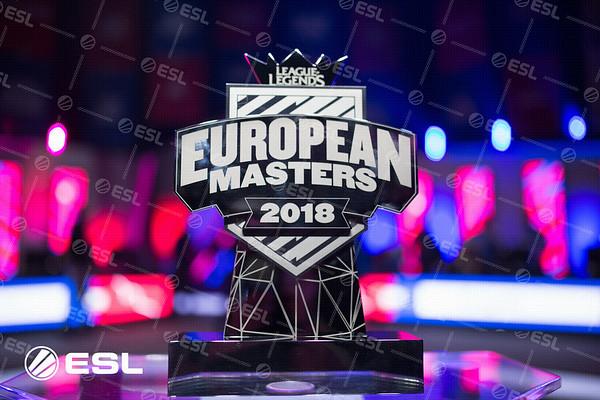 EU Masters Finals 2018