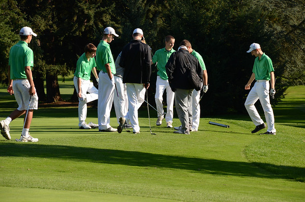 Skyline Golf vs Inglemoor 2013